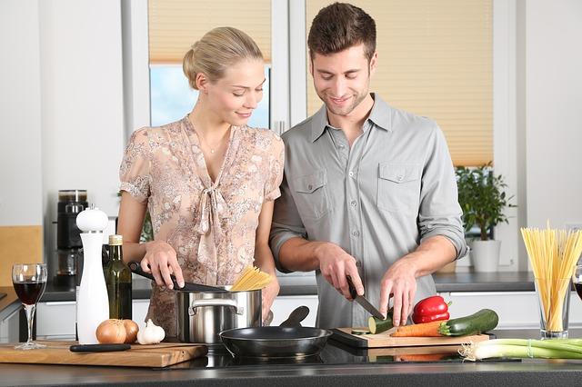 vaření manželů