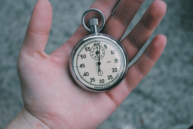 kompas na dlani