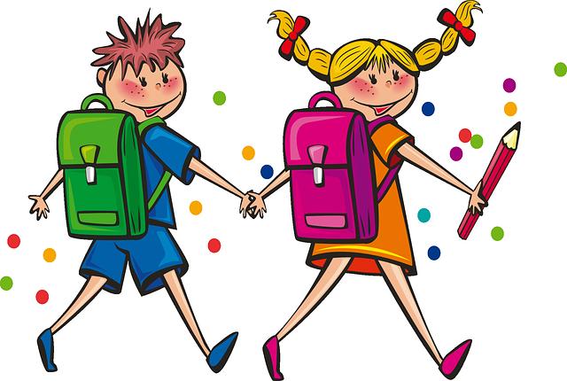 děti do školy